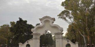 parque de mayo Bahia Blanca
