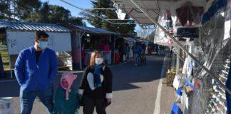 Feria parque independencia