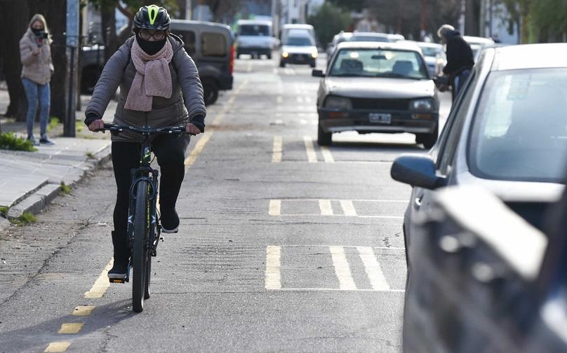 ciclovías para bicicletas