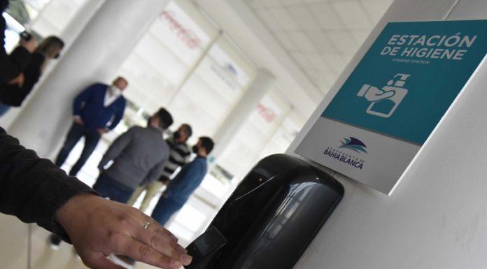 Aeropuerto Bahía Blanca