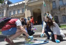 Actividad por el Día Internacional de los Derechos del Niño, Niña y Adolescente
